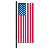 Hisshochflagge Vereinigte Staaten (USA)