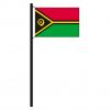 Hissflagge Vanuatu