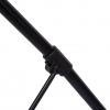 X-Banner: teleskopierbare Stange aus glasfaserverstärktem Kunststoff